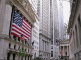 NYC Stock Exchange Impressão fotográfica por Rudi Von Briel