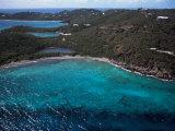East Coast of St. Thomas, US Virgin Islands Fotografie-Druck von Robin Hill