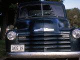 1949 Chevrolet Pickup Truck Fotoprint av Louie & Deneve Bunde