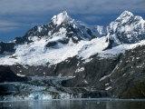 Grand Pacific Glacier, Glacier Bay, AK Fotografie-Druck von Chris Rogers
