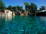 Venetian Pool, Coral Gables, Miami, FL Fotografie-Druck von Robin Hill
