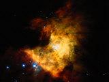 Nébuleuse d'Orion Reproduction photographique par Terry Why