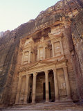 "The ""Treasury"" Petra, Jordan Photographic Print by Paul Kay"
