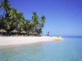 Island in Fiji Impressão fotográfica por David Ball