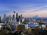 Seattle, Washington Reproduction photographique par George White Jr.