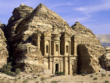 "The ""Monastery"" Petra, Jordan Photographic Print by Paul Kay"