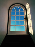 Sunlight Filters Through an Arched Window Photographic Print by Sam Abell