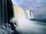 View of the Falls Taken from the Brazil Side Fotografie-Druck von Pablo Corral Vega
