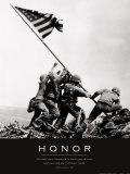 Honor: Iwo Jima Plakater