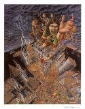 Castle Rock Prints by Tom Masse