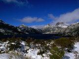 Cradle Mountain, Tasmania, Australia Fotografisk trykk av John Hay