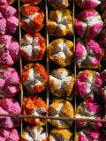 Detail of Temple Offerings, Ubud, Bali, Indonesia Lámina fotográfica por Eric Wheater