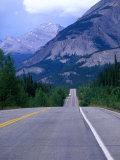 Icefield Parkway, Banff, Alberta, Canada Fotografisk trykk av Jan Stromme