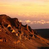 Haleakala Crater, Haleakala National Park, Maui, Hawaii, USA Fotografisk trykk av Wes Walker