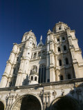 Eglise St. Michel, Dijon, Cote D'Or, Burgundy, France Photographic Print by Walter Bibikow