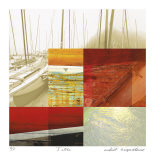 Light And Steel 24 Collectable Print by Peter Kitchell