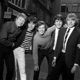 The Yardbirds Pop Music, Chris Dreja Jeff Beck Paul Samwell-Smith Jim Mccarty, Keith Relf Fotografisk tryk