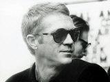 Steve McQueen Fotografie-Druck