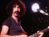 Frank Zappa, 1990 Fotografisk tryk