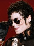 Michael Jackson Fotografisk trykk