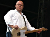 The Pixies on the Main Stage at T in the Park on Sunday, July 2004 Fotoprint