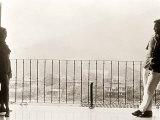 Elizabeth Taylor and Richard Burton, April 1965 Photographic Print