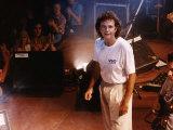 David Essex on Stage Fotografisk tryk