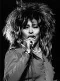 Tina Turner in Concert, 1987 Photographic Print