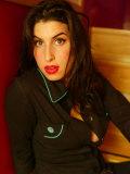Amy Winehouse, London Fotografisk tryk