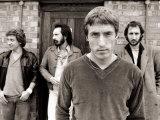 The Who, Kenny Jones, John Entwhistle and Roger Daltry, August 1979 Lámina fotográfica