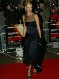 Uma Thurman, Kill Bill 2 Film Premier, Leicester Square, Red Carpet Premiere, April 2004 Reproduction photographique