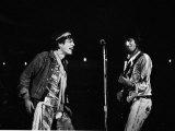 Rolling Stones Mick Jagger Stampa fotografica