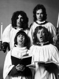 Slade as Choir Boys, 1974 Fotografisk tryk