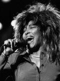 Tina Turner in Concert, 1987 Fotografisk tryk