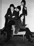 The Kinks Fotografisk tryk