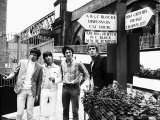 The Who Pop Group Pete Townsend Keith Moon John Entwhistle and Roger Daltrey Fotoprint