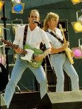 Status Quo in Concert Stampa fotografica