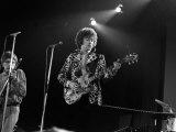 Progresive Rock Group Cream, April 1967 Fotografisk tryk