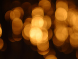 Blurred Lights Fotografie-Druck