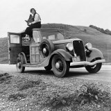 Dorothea Lange in California Foto