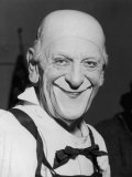 "Karl Adrien ""Grock"" Wettach a Swiss Clown Impressão fotográfica"