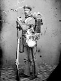 Sgt. Joseph Dore, 7th N.Y.S.M., c.1865 Foto