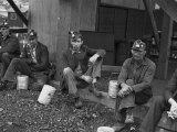 Kentucky Coal Miners, Jenkins, Kentucky, c.1935 Foto af Ben Shahn