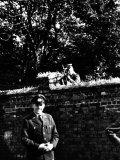 Berlin Wall, 1961 Foto af Toni Frissell
