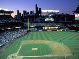 Safeco Field, Home of the Seattle Mariners, Seattle, Washington, USA Reproduction photographique par Jamie & Judy Wild