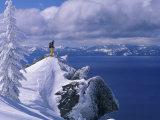 Lake Tahoe, Nevada Lámina fotográfica