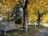 Fall in New England, New Hampshire, USA Impressão fotográfica por Jerry & Marcy Monkman