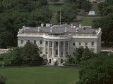 The White House, Washington, D.C., USA Lámina fotográfica
