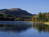 Little Long Pond and Penobscot Mountain, Maine, USA Impressão fotográfica por Jerry & Marcy Monkman