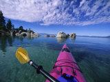 Lake Tahoe, Nevada, USA Lámina fotográfica